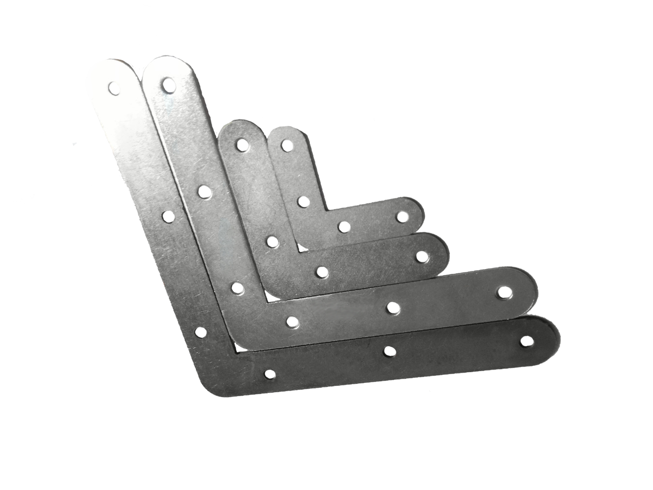 Angular connector